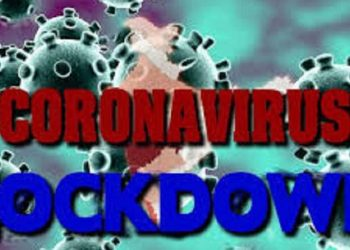 Coronavirus COVID19 lockdown