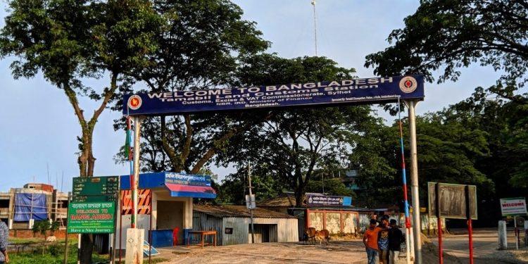 Nabbed Bangladeshi national deported from Assam 1