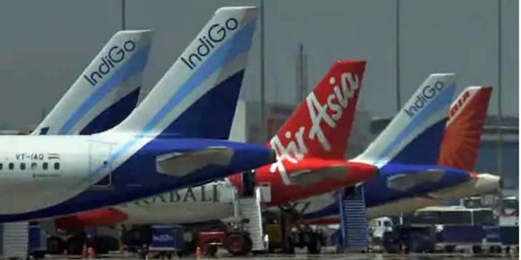 Domesti passenger flights