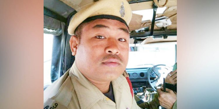 Another Assam police personnel dies of COVID-19 1