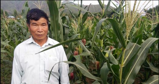 A hill farmer.