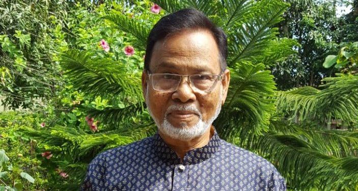 File image of Anwar Hussain Hazarika