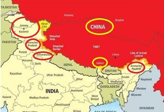 Amid border tension with India, China builds 5G infra along LAC 1