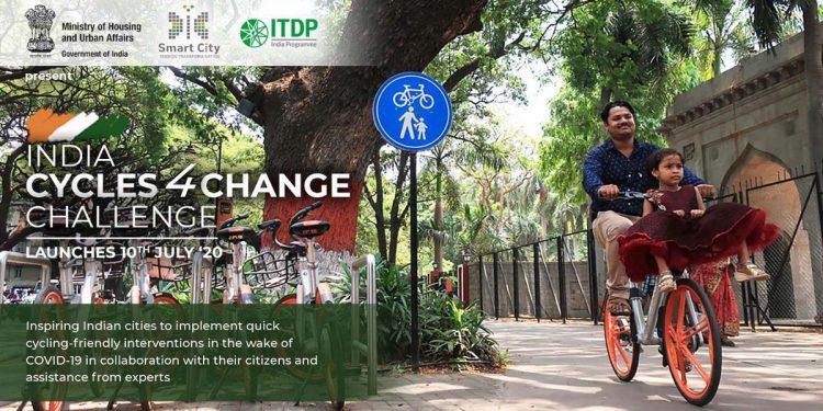 India Cycles 4 Change Challenge