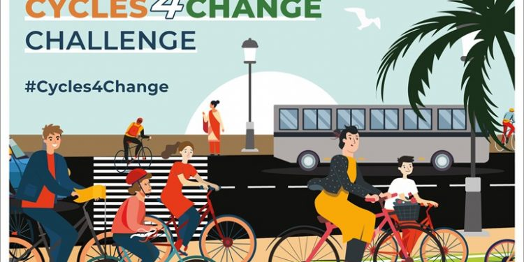 Nagaland: Kohima to participate in India Cycles4Change Challenge 1