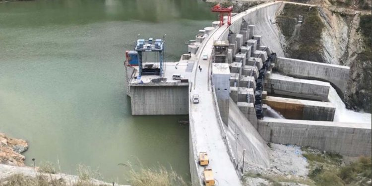 Kameng Hydroelectric Project