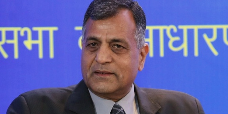 Ashok Lavasa