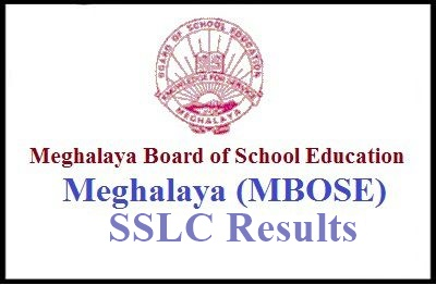 Meghalaya higher secondary results on Thursday 1