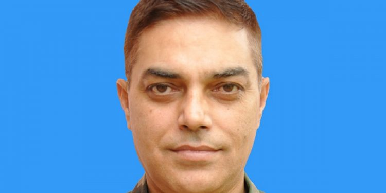 Alok Naresh takes over as Assam Rifles IG in Manipur 1