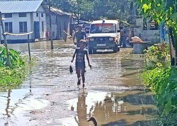 Meghalaya floods