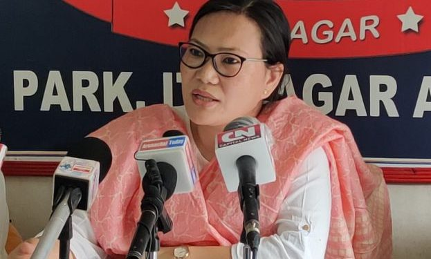 File image of APCC general secretary Mina Toko