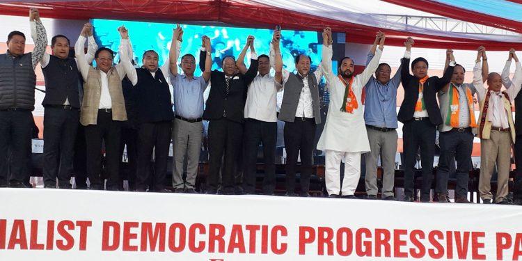 NDPP leaders