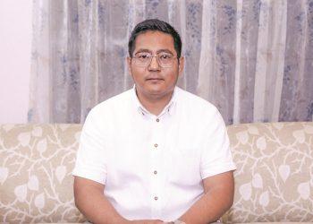 Nagaland Assemly Speaker Sharingain Longkumer