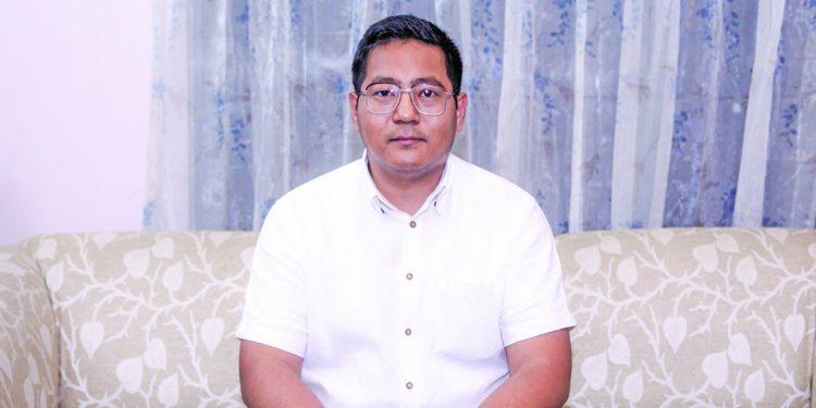 Nagaland Assembly Speaker Sharingain Longkumer