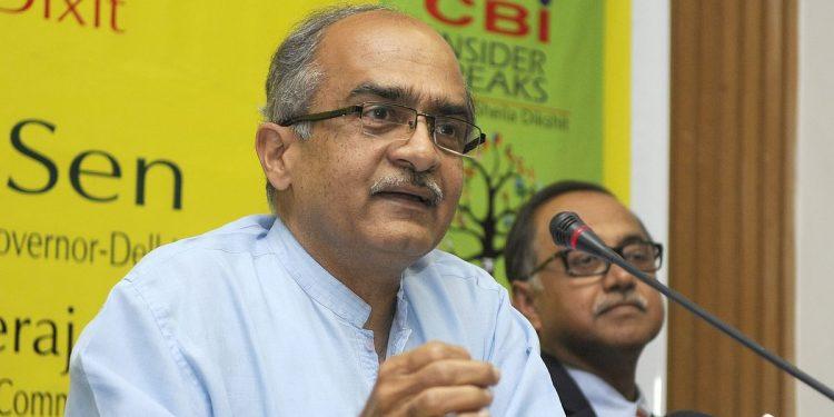 Prashant Bhusan