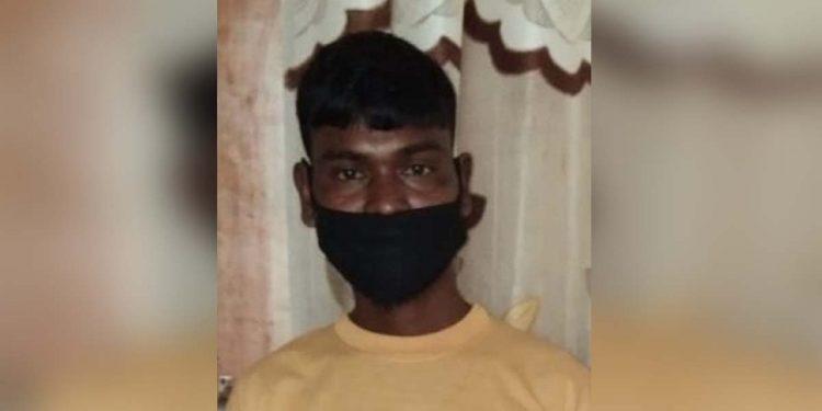 COVID19 positive-rape convict
