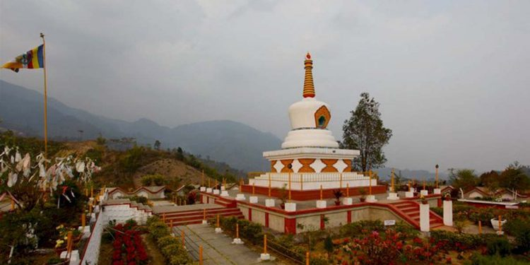 Arunachal's religious place