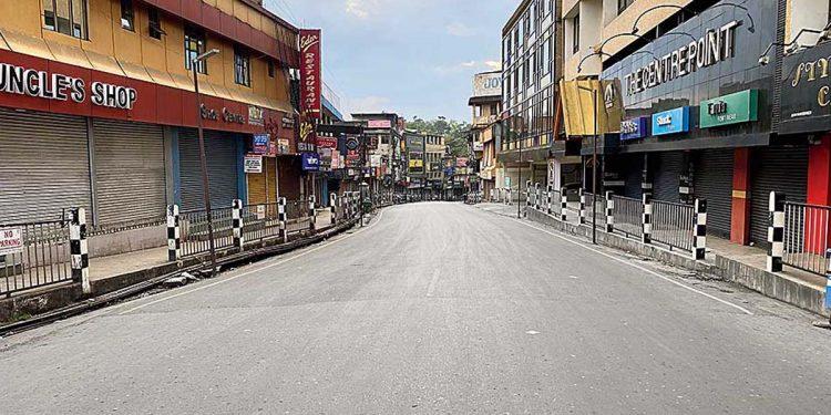 Shillong road