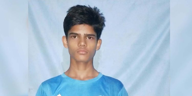 Deceased youth Parag Bhattacharyya. Image: Northeast Now