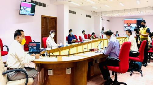 Skill development centres for bamboo sector should be setup across India: DoNER Minister 1