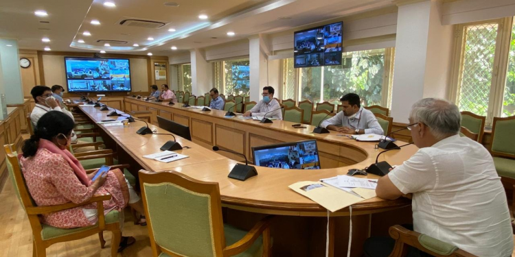 Centre reviews Urban Flagship Missions in Northeast 1