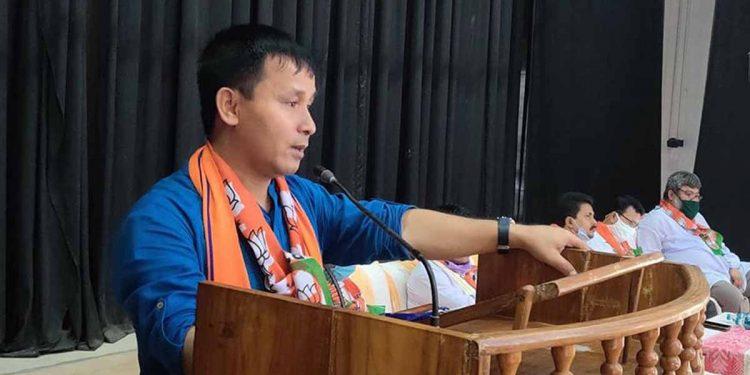 BJP MP Rebati Tripura (File Image)
