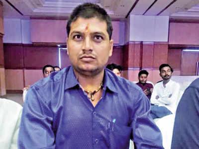 Sunil Tiwari, the scribe murdered in Madhya Pradesh