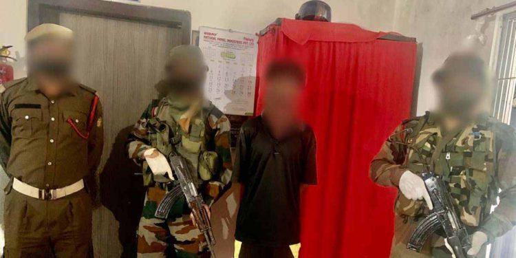 The NSCN (IM) cadre in Army custody