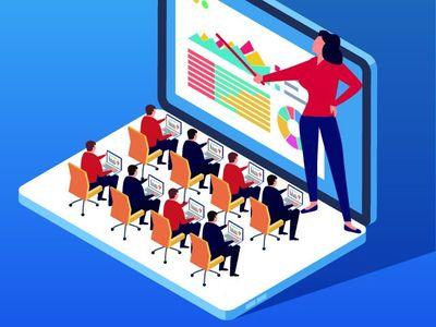 Covid-19 crisis and web-based education 1