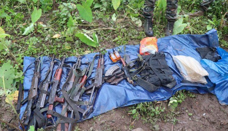 Assam Rifles troops kill six NSCN-IM militants in Arunachal 1