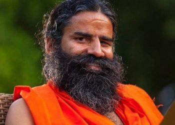 Yoga guru Baba Ramdev.