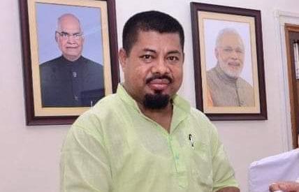 File image of Sadiya legislator Bolin Chetia