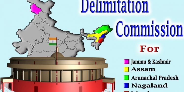 Delimitation issue turns into bone of contention in Manipur 1