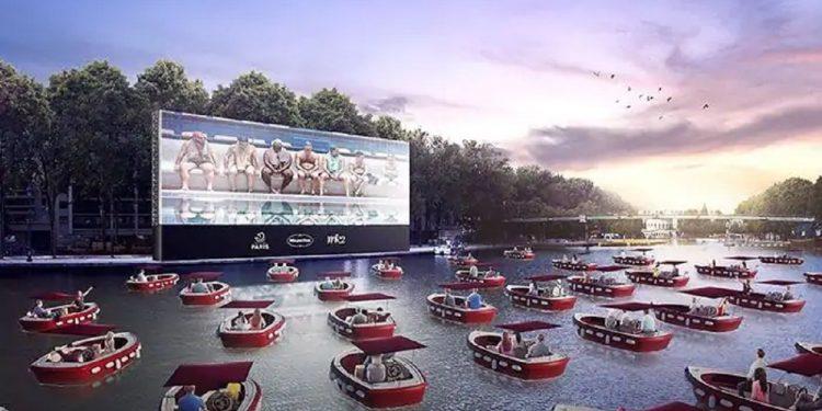 Image courtesy: Le cinema sur l'eau