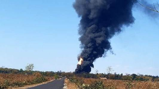 Assam: New route to Baghjan blowout site complete 1