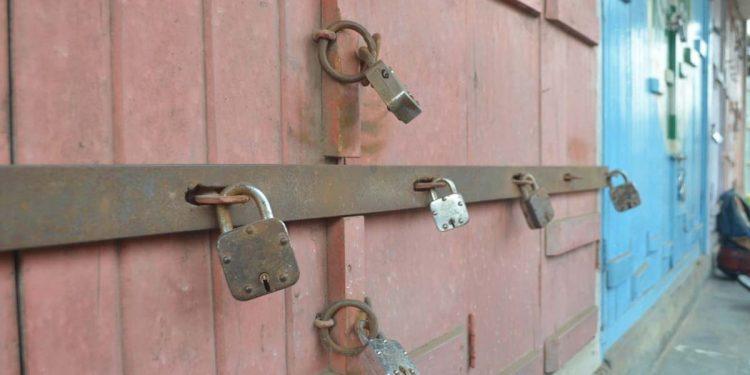 lockdown bandh in Tripura