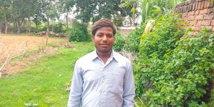 File image of Neeraj Murmu