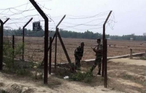 Indo-Bangla border.