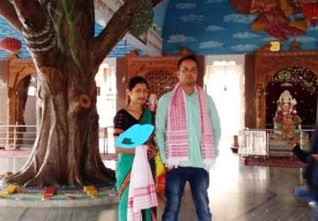 Assam Murdered Lakhimpur Cop Tests Covid 19 Positive