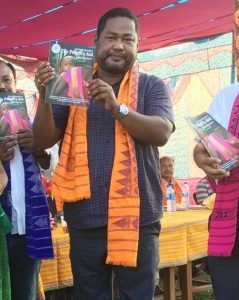 Uttam Kumar Brahma