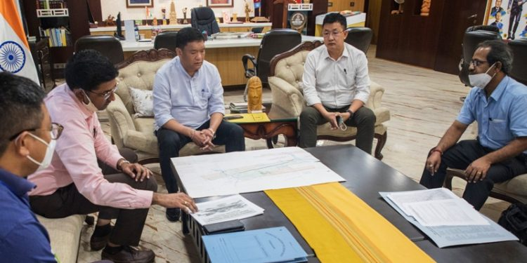 Arunachal CM asks Airports Authority of India to expedite Hollongi Airport's work 1