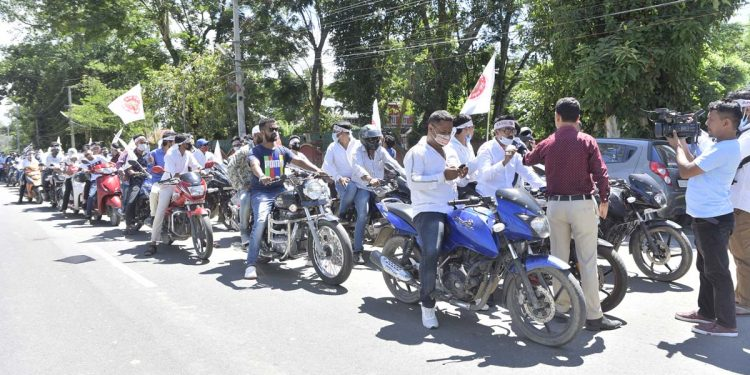 AASU bike rally