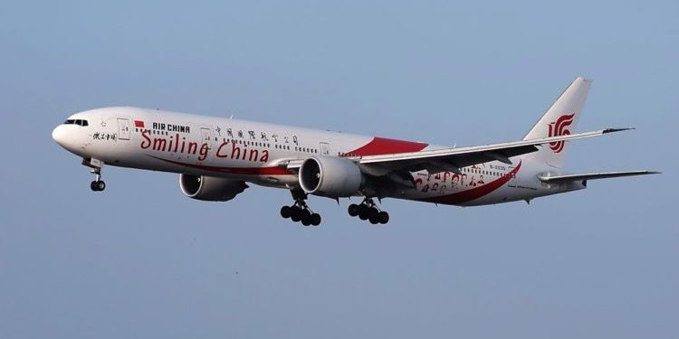 Air travel in China back to almost normal 1