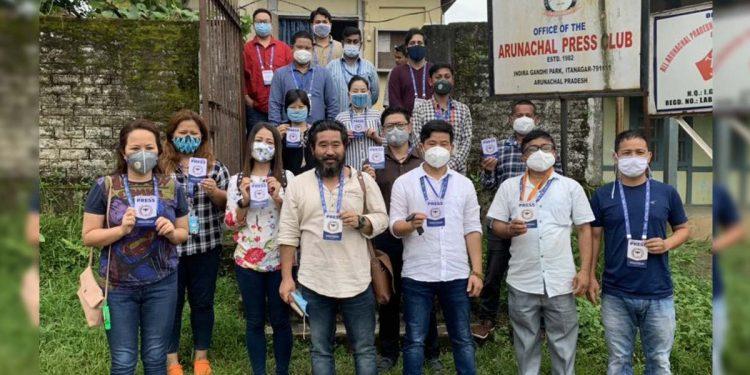 Arunachal Pradesh journalists union
