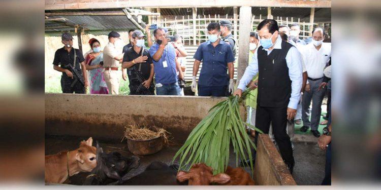 Assam CM Sarbananada Sonowal
