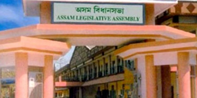 Assam Legislative Assembly.
