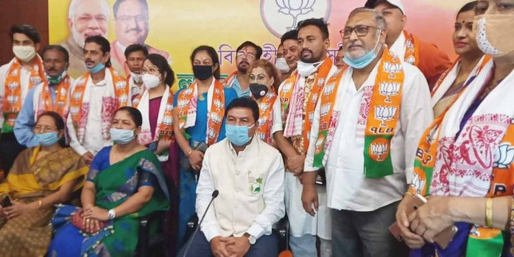 Should we view their joining the BJP seriously?