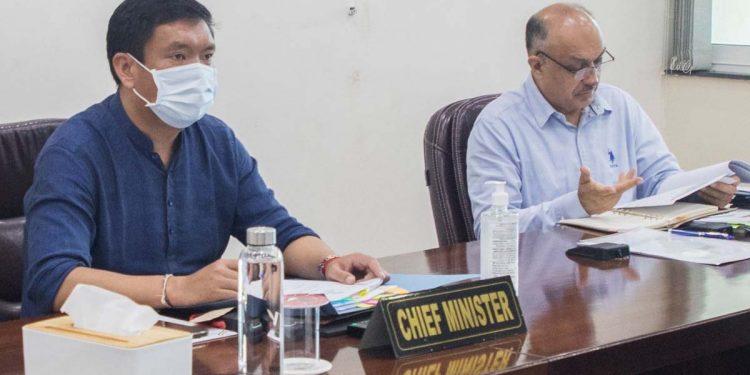 Pema Khandu Cabinet Arunachal Pradesh Cabinet