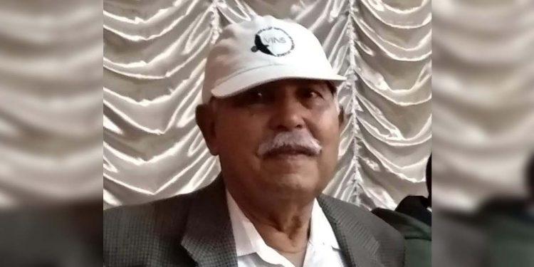 Colonel (retired) Mahananda Medhi