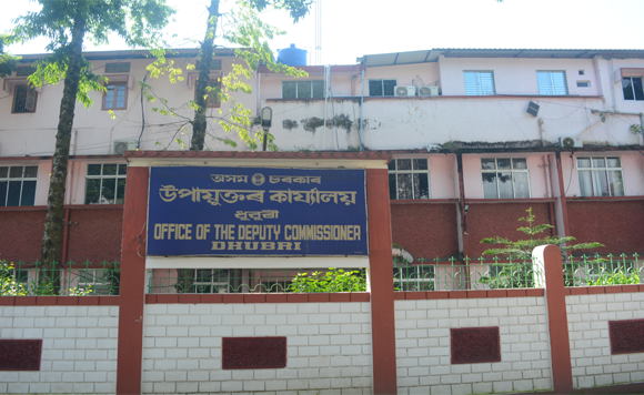 COVID-19: Dhubri DC office to remain shut for two more days 1